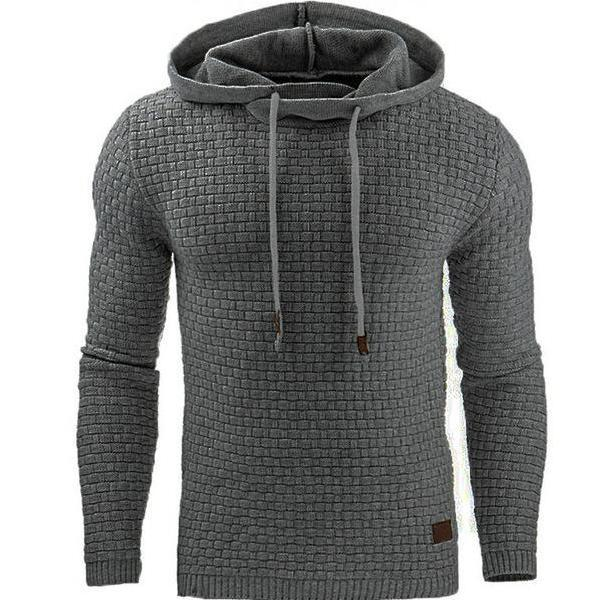 Urban Quilted Hoodie - Barber Clips
