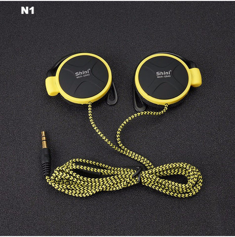 3.5mm Headset EarHook HEADPHONE