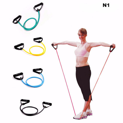 Crossfit Fitness Elastic Multi Training ROPE