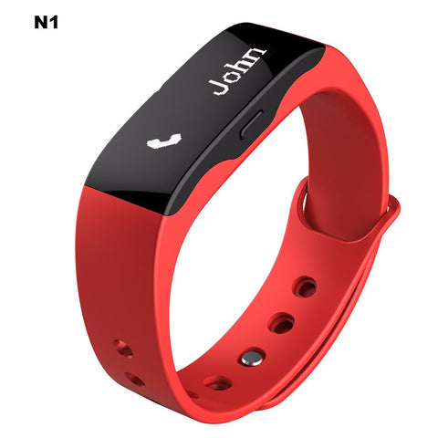 UNISEX Outdoor Fitness LED SMARTWATCH