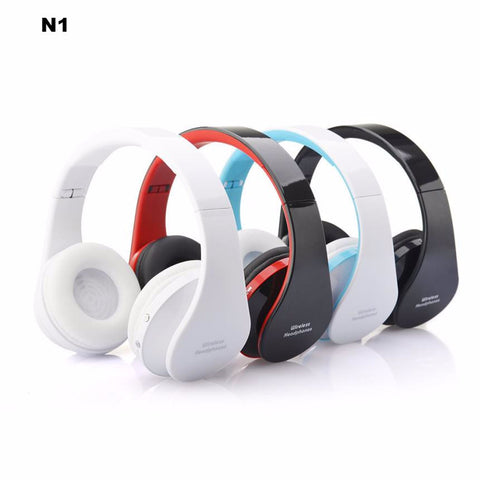 Stereo Music Foldable Wifi HEADSET