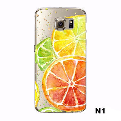 SAMSUNG Fruits Print Case COVER