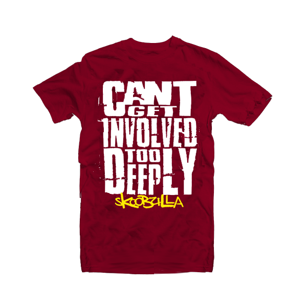 Championship Ready - Can't Get Involved Tee