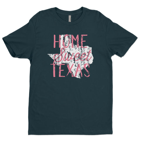 Love Texas with Yellow Roses T-Shirt