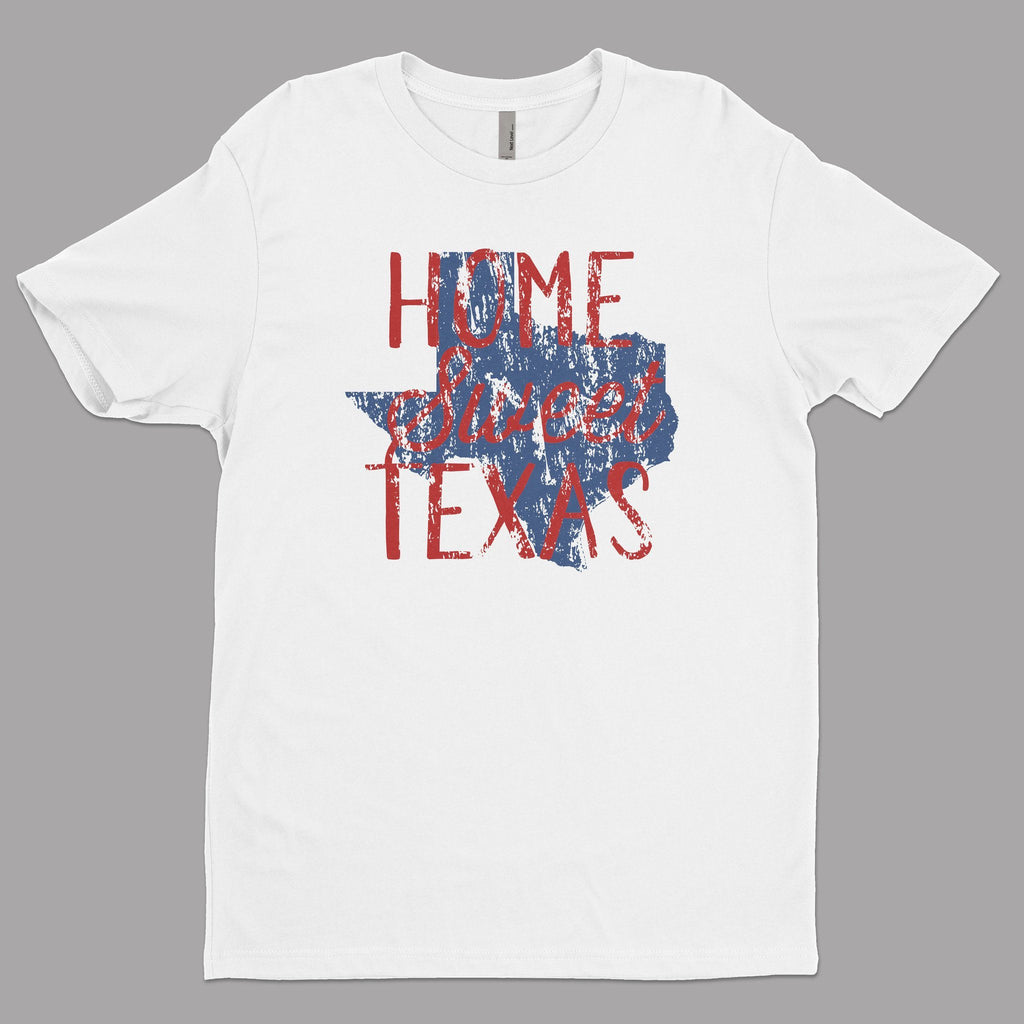 Home Sweet Texas T-shirt