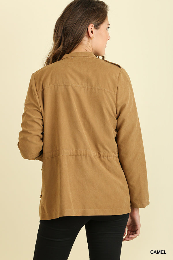 Camel color Jacket
