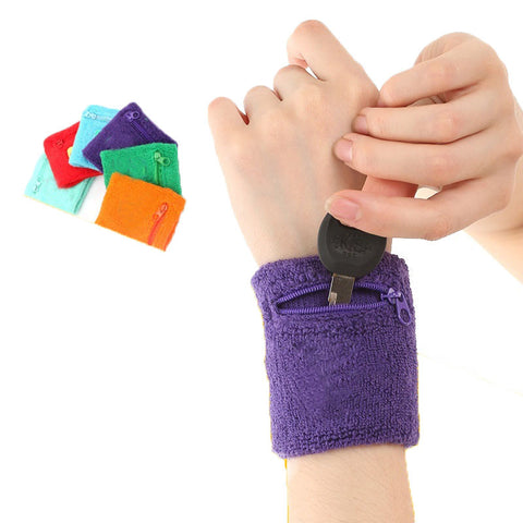 WristBand With Pocket