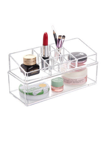 Dual Layer Cosmetic Holder