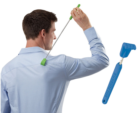 Extendable Silicone Back Scratcher