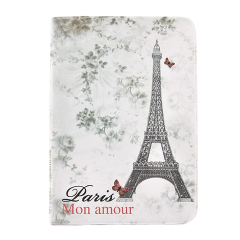 Eiffel Tower Passport Cover