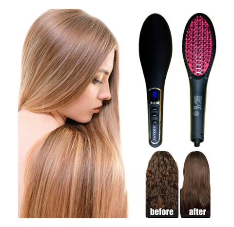 Sokany Fast Hair Straightener