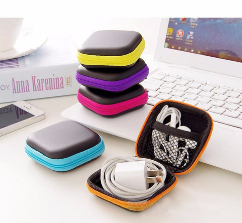 Earphones Mini Case