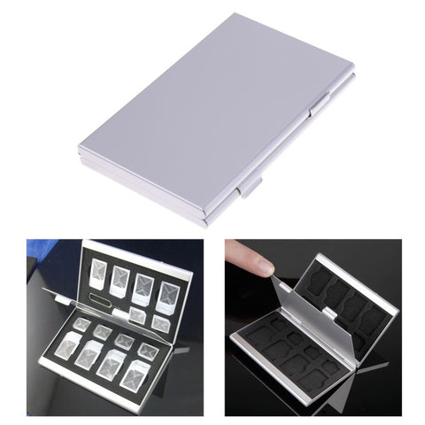 15 in 1 Sim & Memory Card Holder