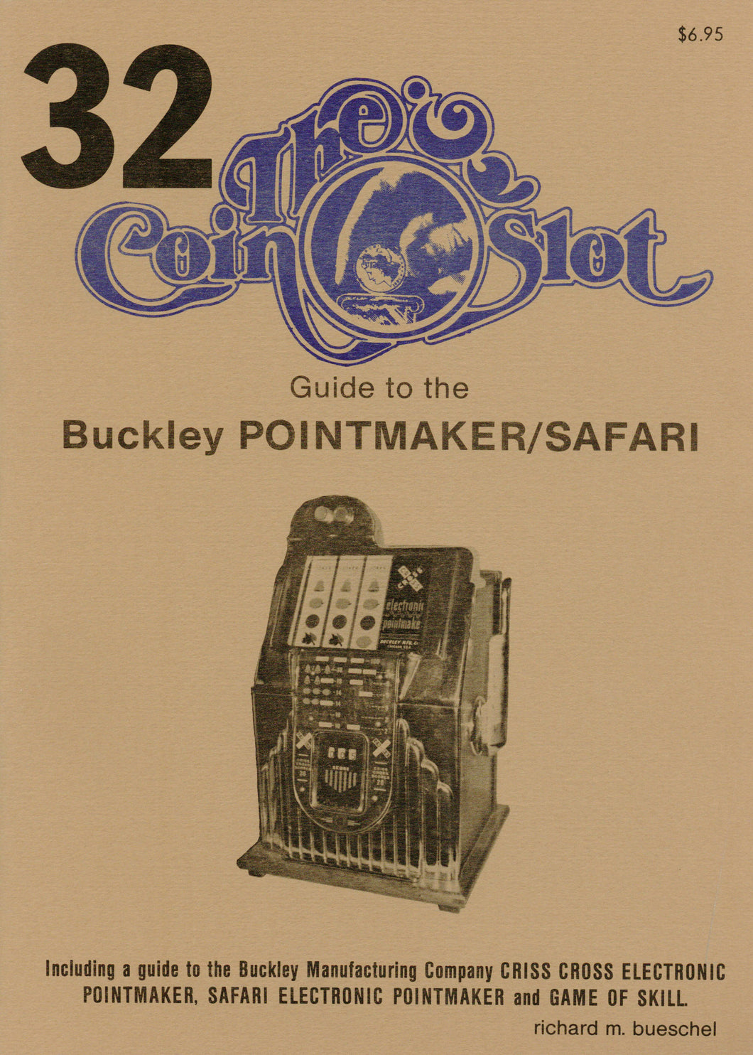 Coin Slot #32. Guide to the Buckley Pointmaker/Safari
