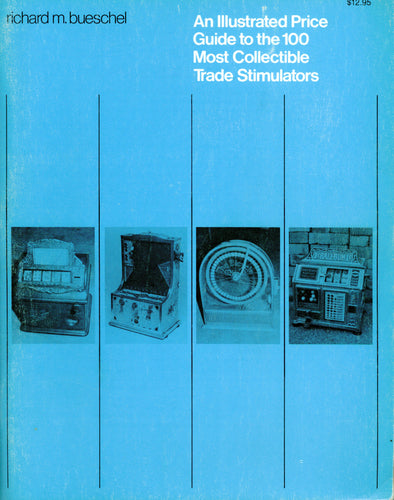 ZZ - Trade 1: Illustrated Historical Guide to Collectable Trade Stimulators, Volume 1 Orig Edition