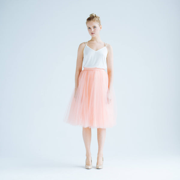 OVER THE KNEE Meringue Odile Skirt