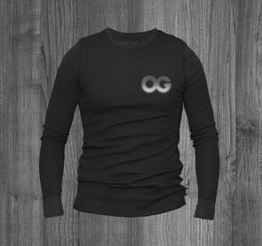 OG THERMAL.  BLACK / BLACK REFLECTIVE