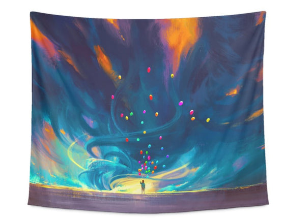 Imagination Tapestry