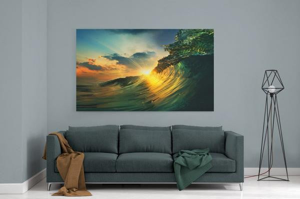 Perfect Calm Single Canvas