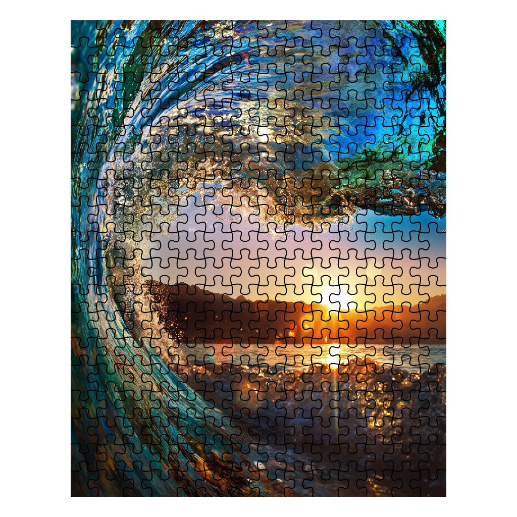 Eye Of The Wave Puzzle