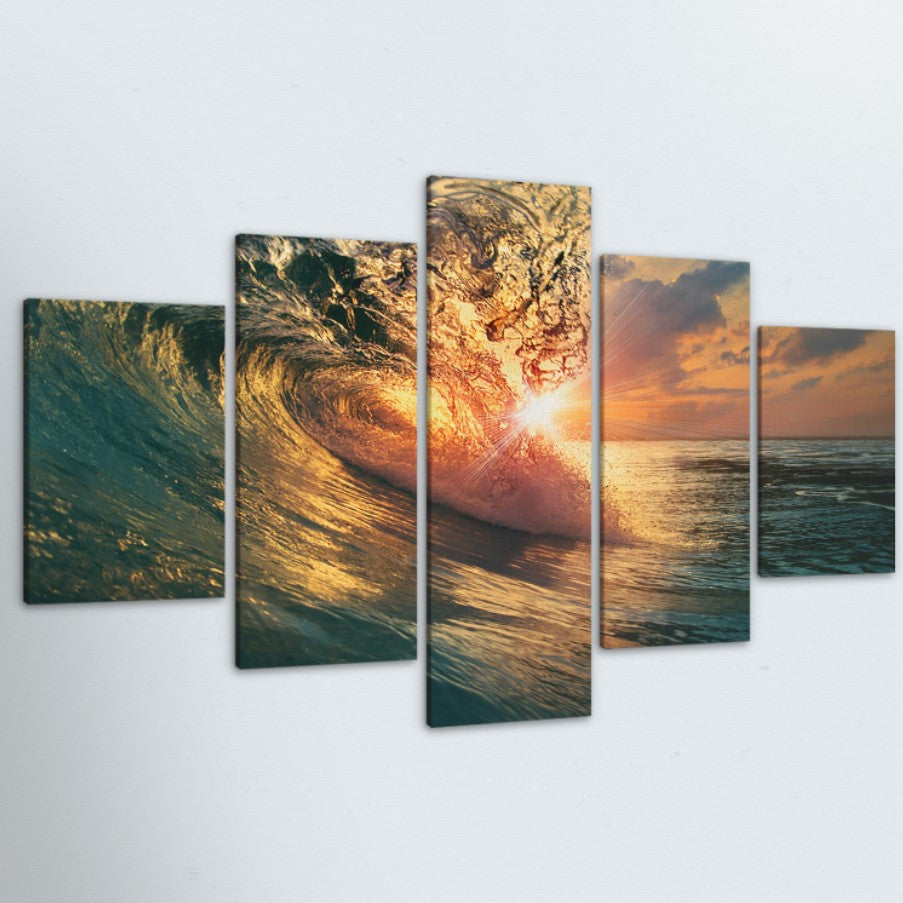 Close Out 5 Piece Canvas
