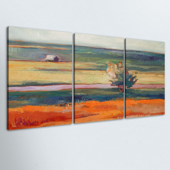 Homestead 3 Piece Canvas