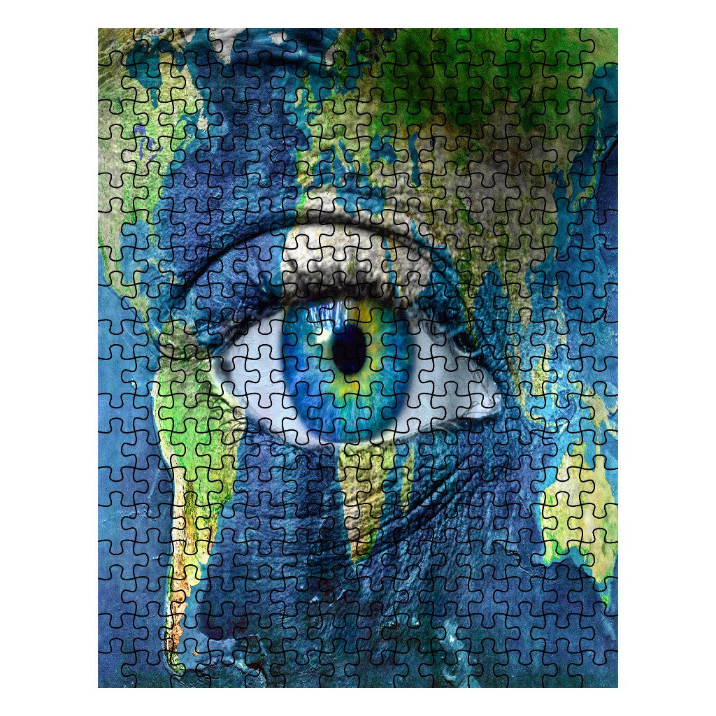 Eye Of The World Puzzle