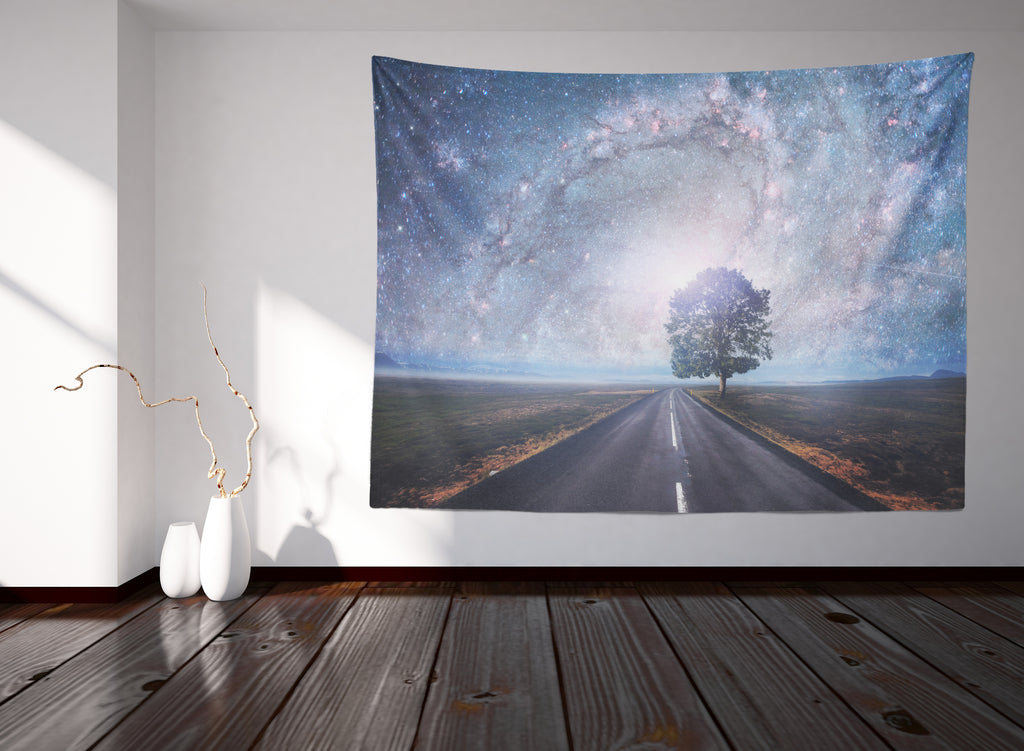Edge Of The Galaxy Tapestry