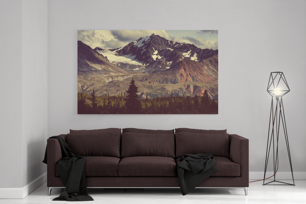 Mountain Single Canvas