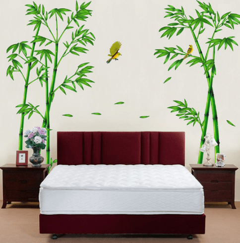 Bamboo Forest Sticker