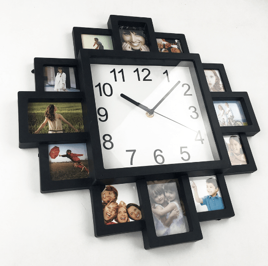 Picture Frame Clock