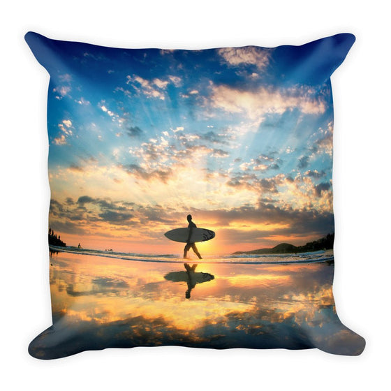 Surfers Paradise Pillow