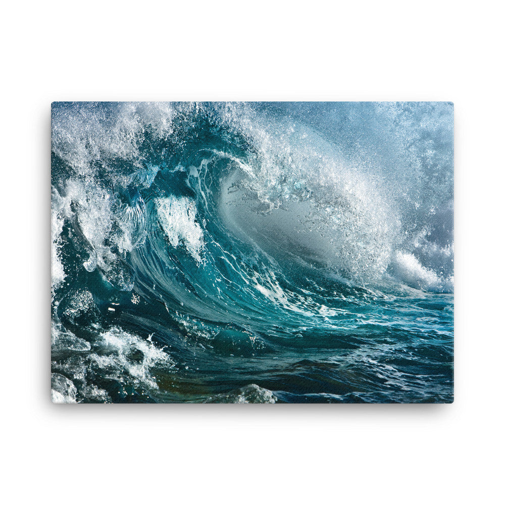 Crashing Wave Canvas