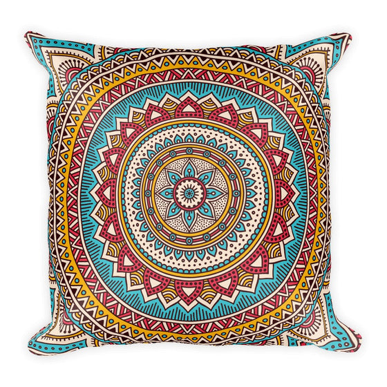 Mandala Pillow