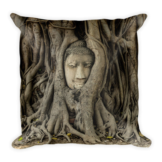 Buddha Roots Pillow