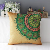 Mandala Throw Pillows