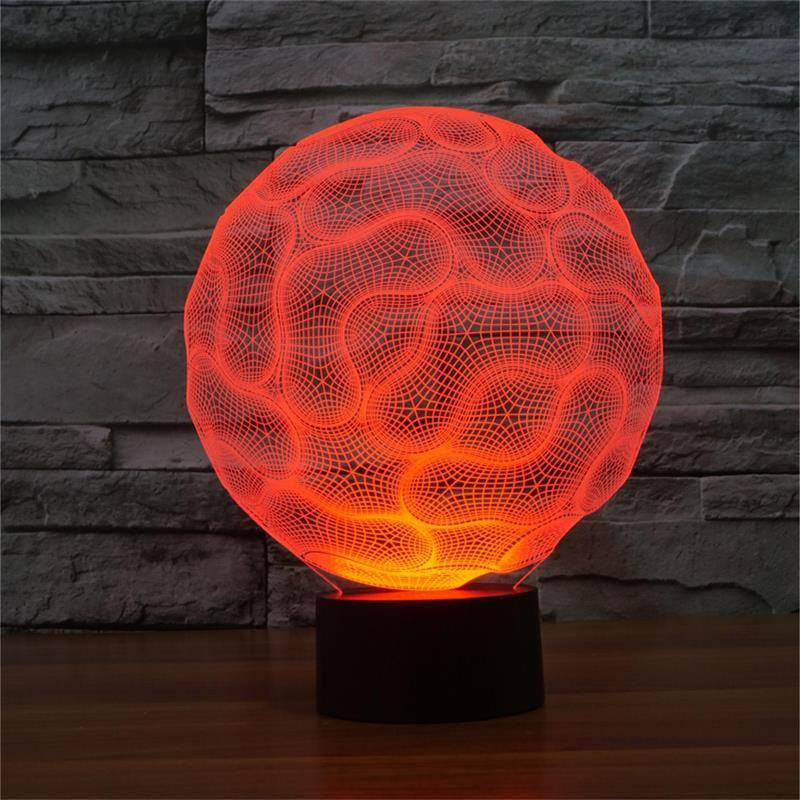 Optical Optical  Round Lamp