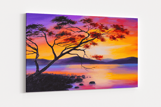 Tree Of Life Single Canvas