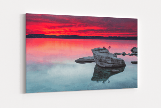 Peaceful Sunrise Single Panel
