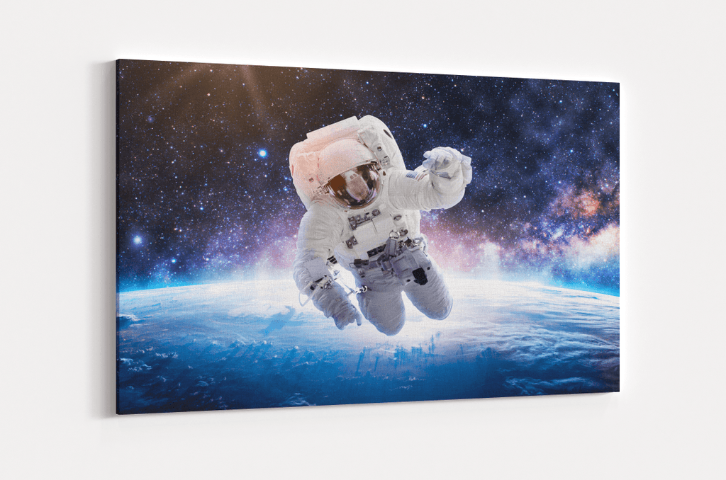 Spaced Out Single Canvas