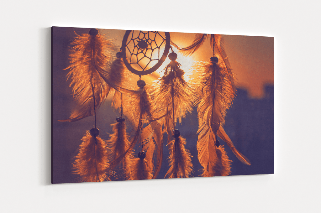 Dream Catcher Single Canvas