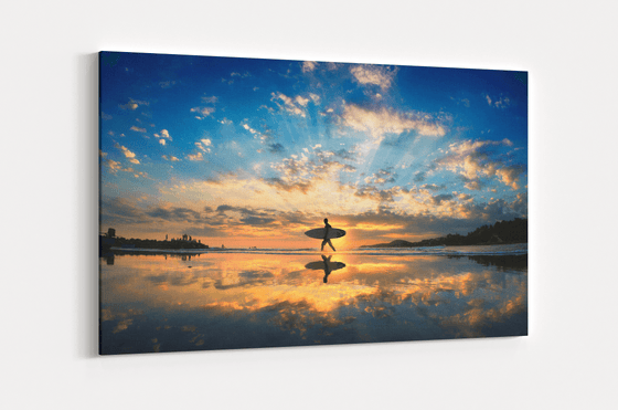 Surfers Paradise Single Canvas