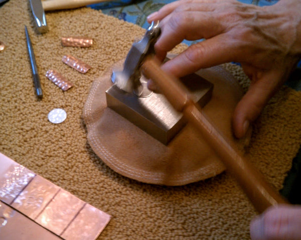 Introduction to Metalsmithing - Jewelry
