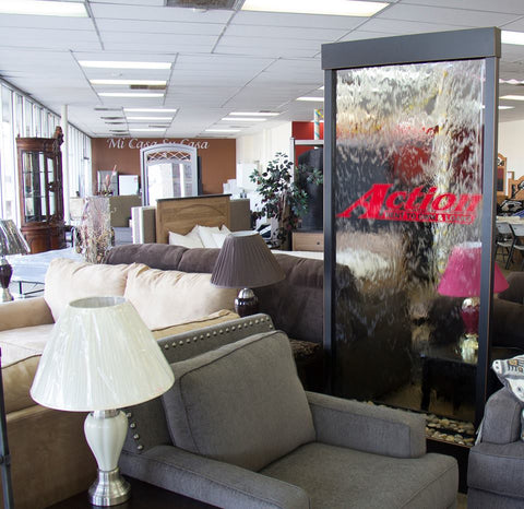 indoor fountain furniture store