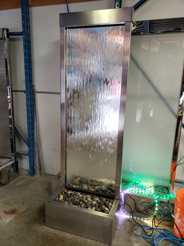 6' x 2' Water Wall - BSS72MFF