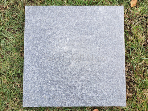 "Basalt Flamed Paving Slab - 18"" x 18"" x 1.57"""