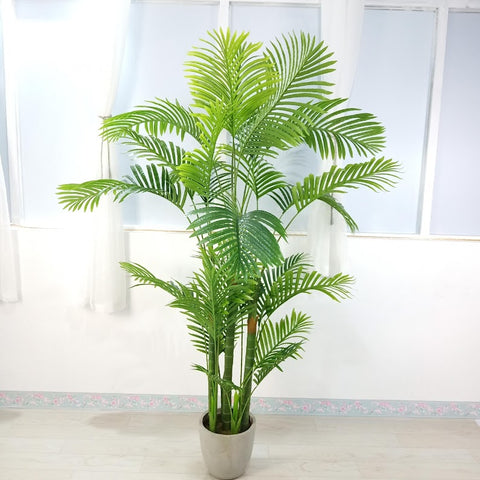 Hawaii Palm Tree - Artificial silk
