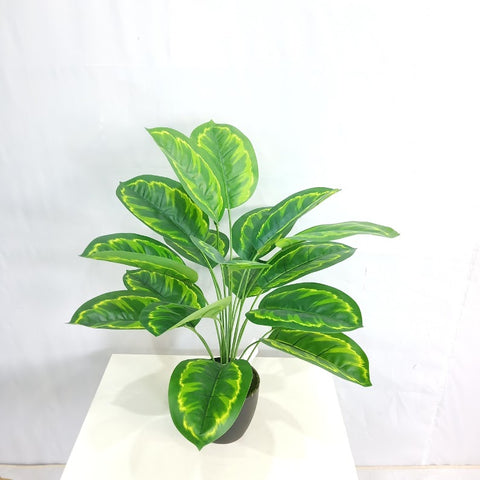 Peacock Leaf - Artificial Plant Silk Tree