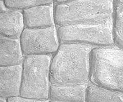 Tight Fitted Stacked Stone Wall Scenic Sheets - ST-004