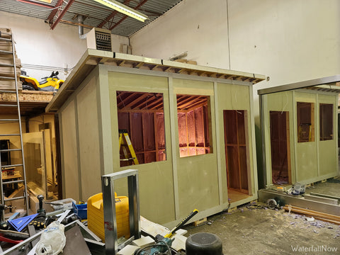 Studio Sheds, backyard offices, cabins, Vancouver/Surrey 6x6, 7x7, 8x8, 8x10, 8x12, 10x12 and up